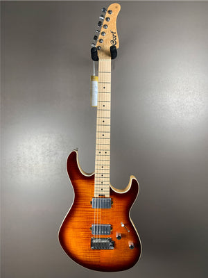 Cort G290 FAT Antique Violin Burst