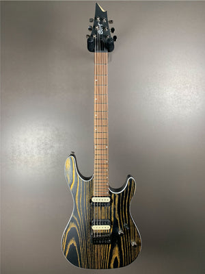 Cort KX5300 Etched Black Gold