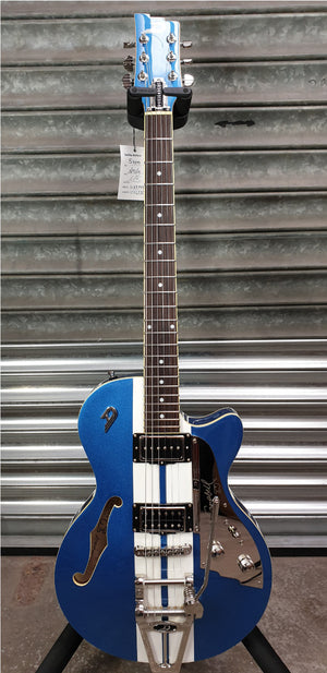 Duesenberg Alliance Mike Campbell I Blue & White