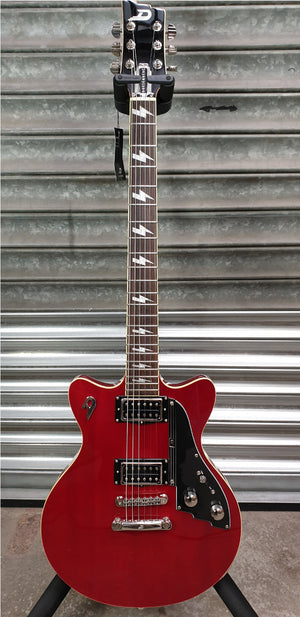 Duesenberg Bonneville Cherry Red