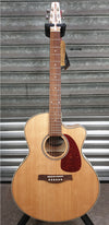 Seagull Performer Cutaway Mini-Jumbo Flame Maple QIT