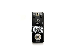 Outlaw Widow Maker Metal Distortion Pedal