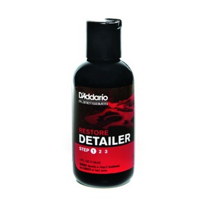 D'Addario Restore - Deep Cleaning Cream Polish 1oz.,