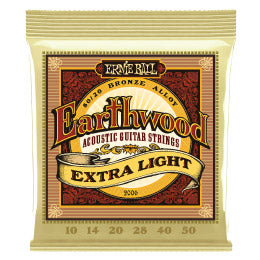 Ernie Ball Earthwood 80/20 Extra light 10-50