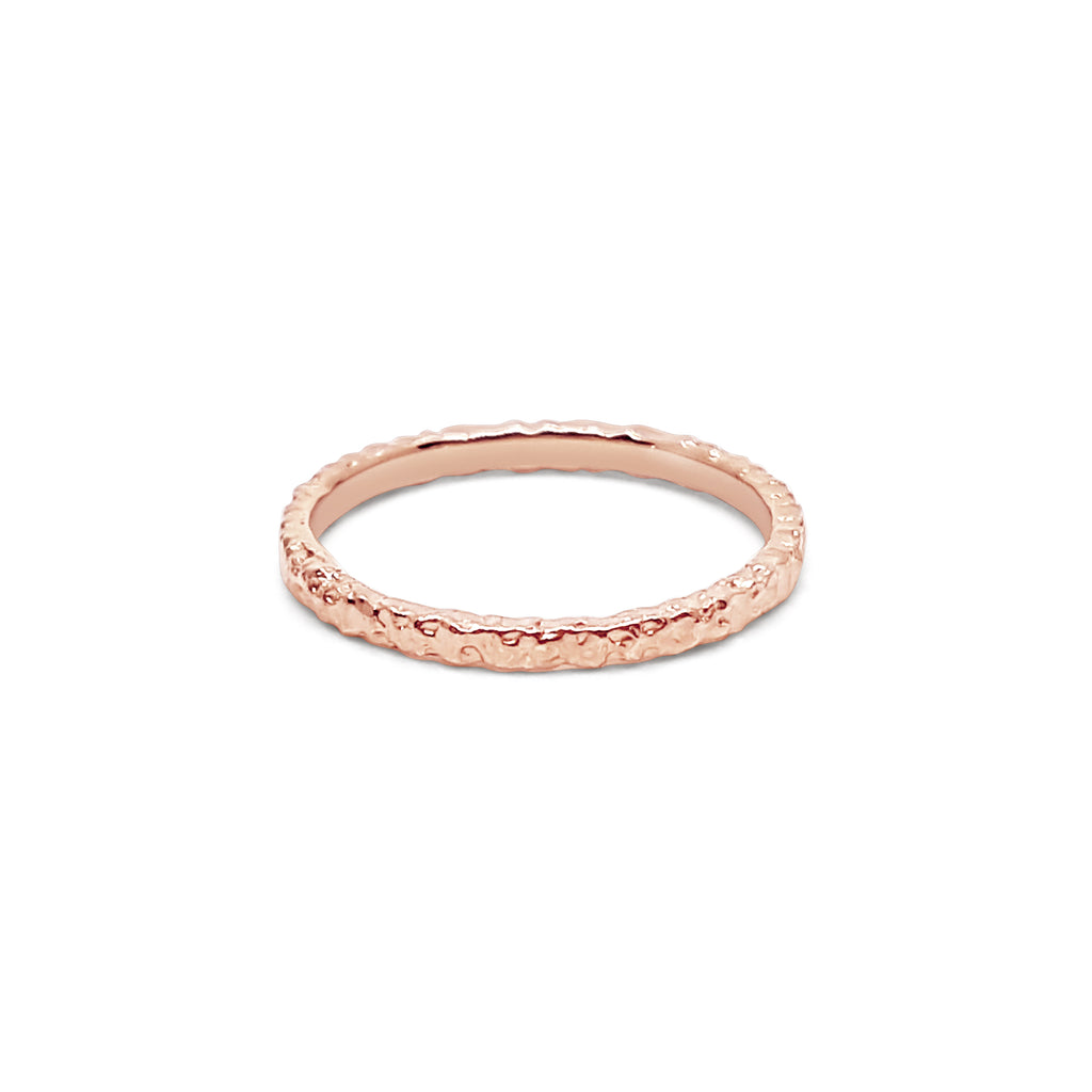 Fine Texture Ring