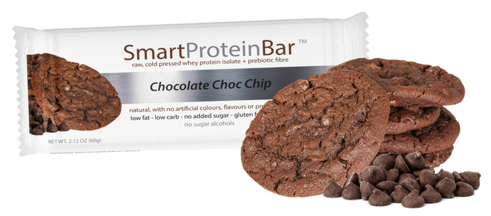 Chocolate Choc Chip Smart Protein Bar