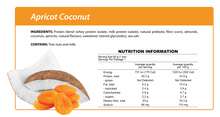 Load image into Gallery viewer, Apricot Coconut Protein Bar
