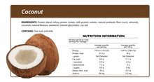 Load image into Gallery viewer, Coconut Protein Bar