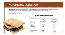 Load image into Gallery viewer, Marshmallow Choc Biscuit Smart Protein Bar