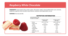 Load image into Gallery viewer, Raspberry White Chocolate Protein Bar