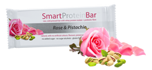 Load image into Gallery viewer, Rose & Pistachio Smart Protein Bar