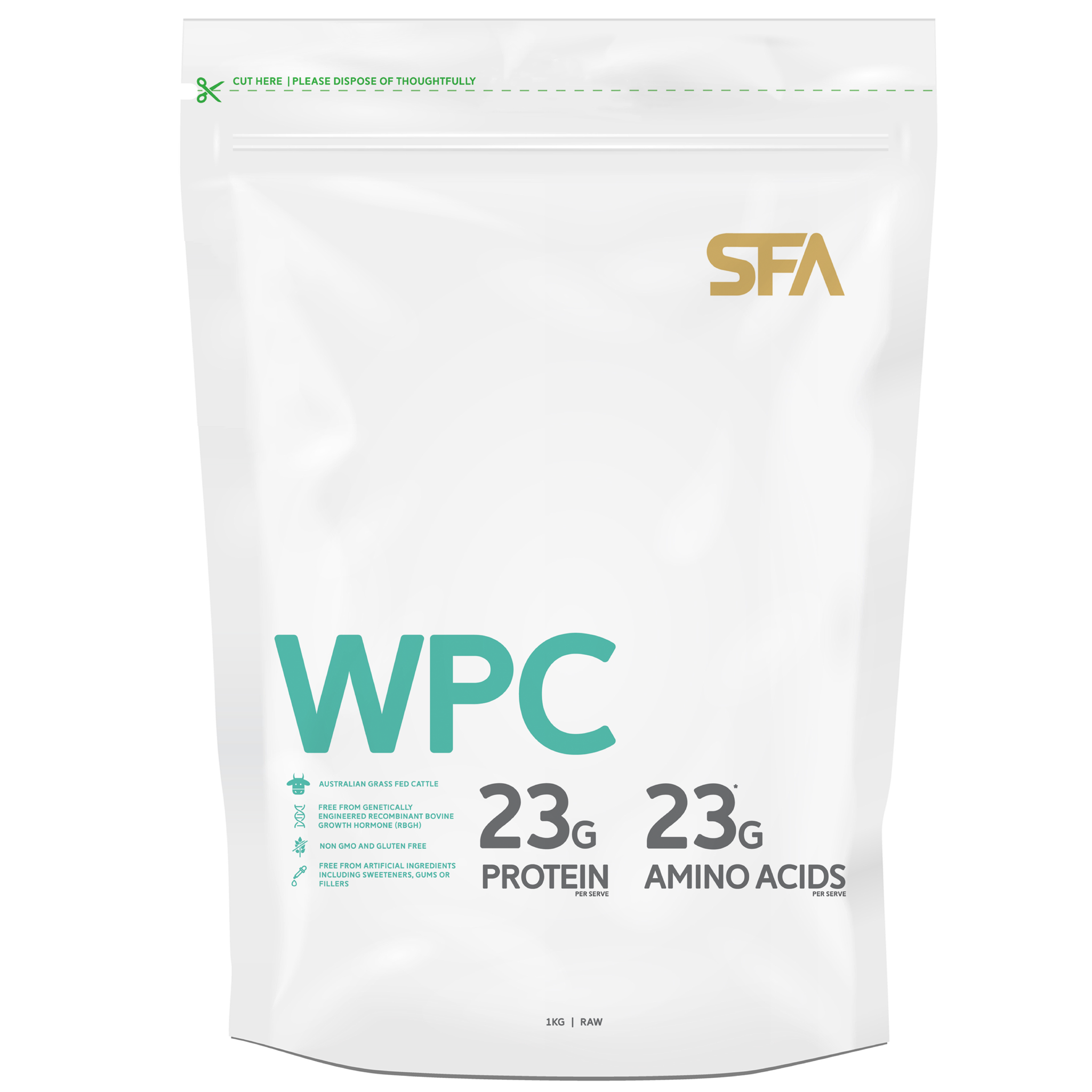 Whey Protein Concentrate WPC Protein