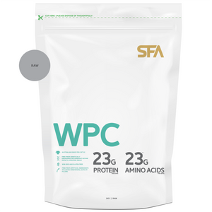 Whey Protein Concentrate WPC Protein Raw Protein Powder