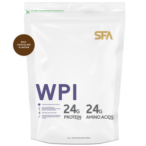 New Zealand Whey Protein Isolate WPI Chocolate protein powder