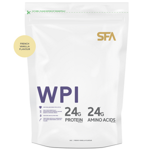 New Zealand Whey Protein Isolate NZ WPI Protein Vanilla protein powder