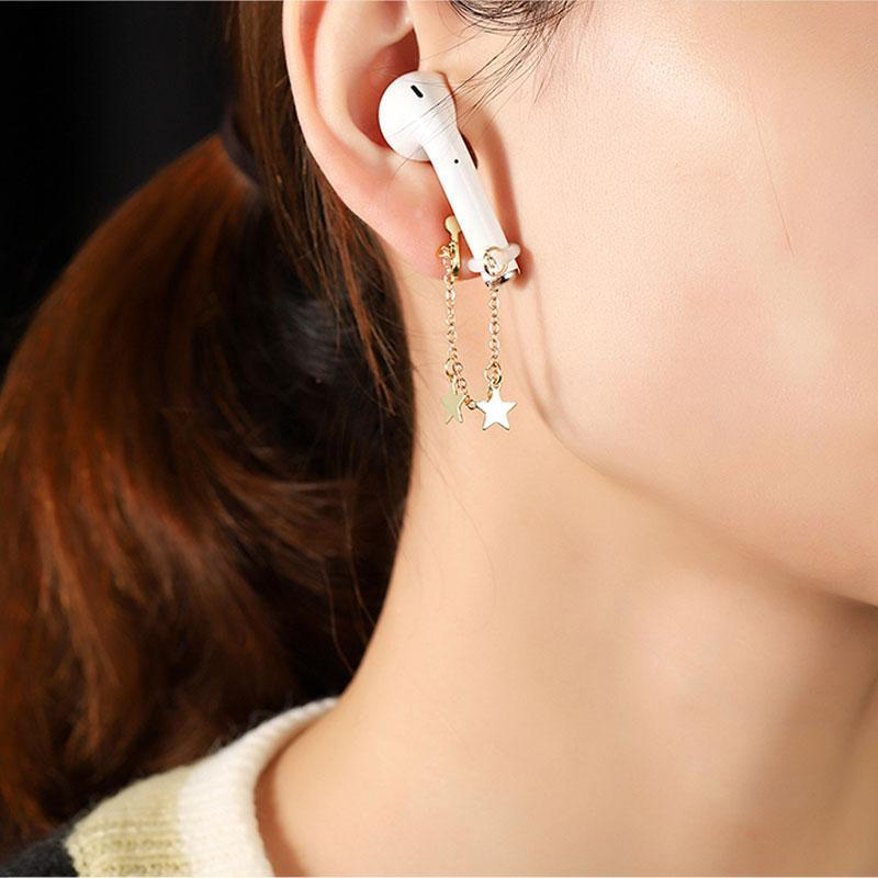 Airpods Anti-Lost Earrings ( Buy 2 Get 1 Free )