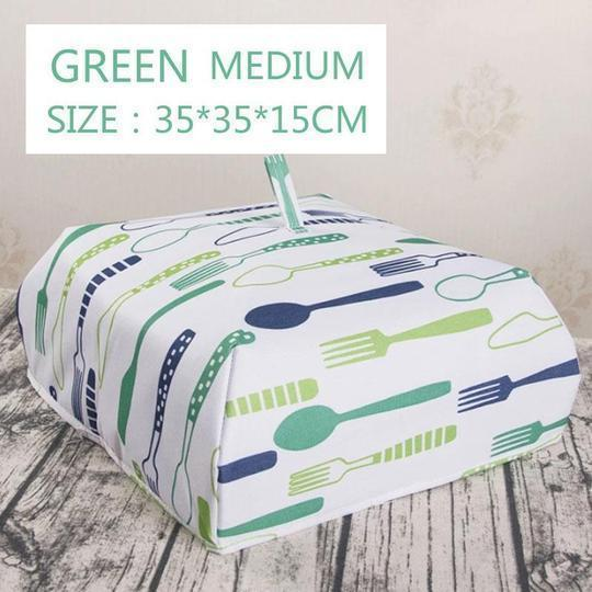 【TIME-LIMITED SPECIAL PRICE】Foldable Insulating Food Cover