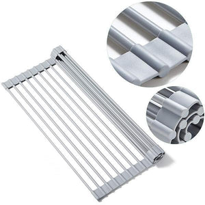 Kitchen Folding Drain Rack