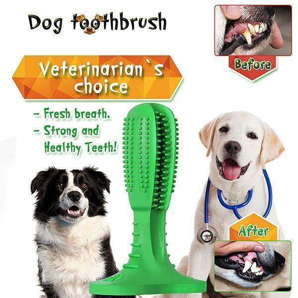 Dogtooth Cleaning Toy