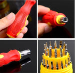 31 In 1 Multi-Utility Standard Screwdriver Set