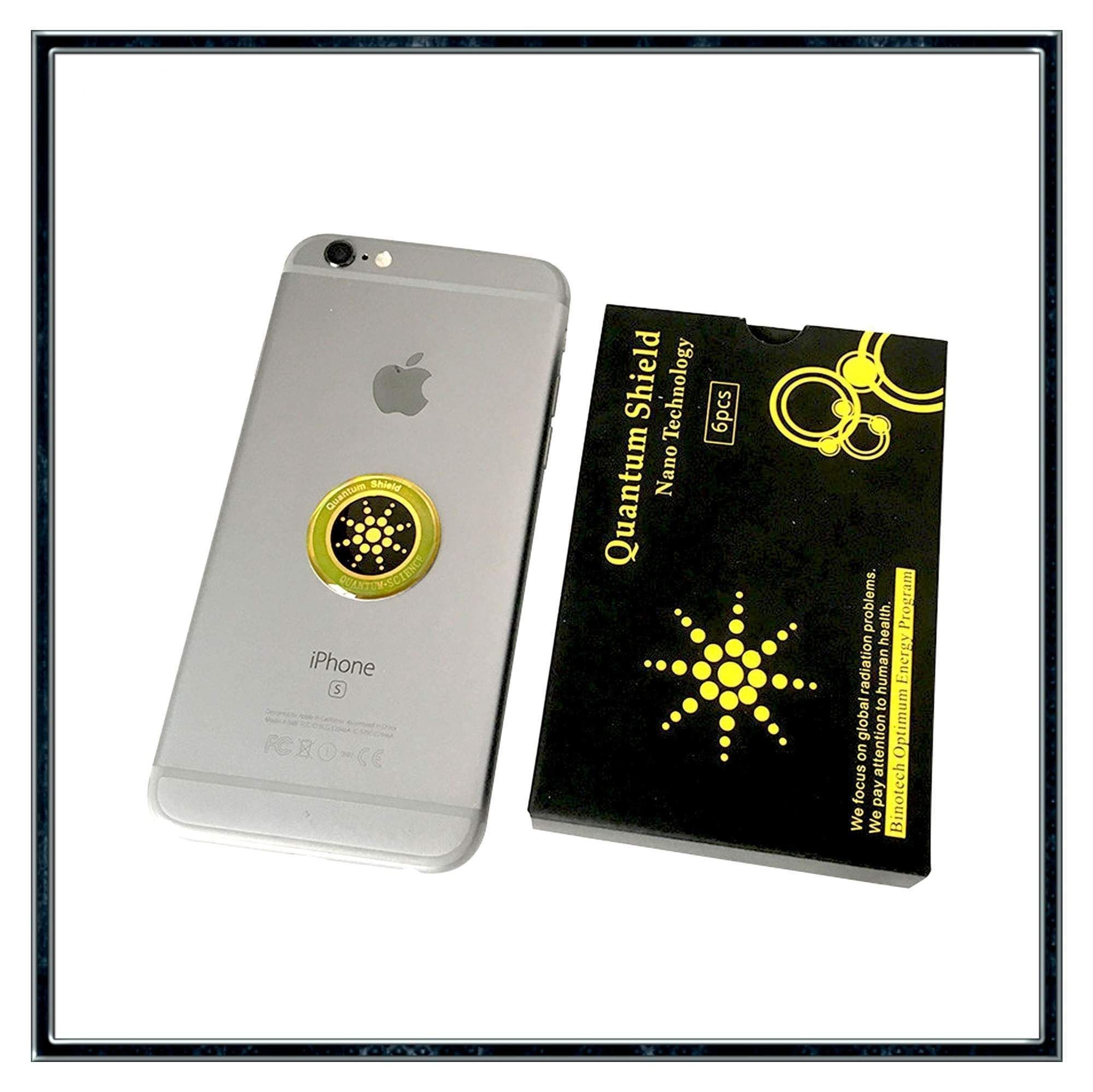 Radiation Protector Sticker