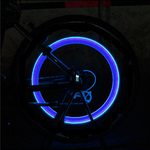 Premium LED Lights for Wheel Valve Caps Cars/Bikes