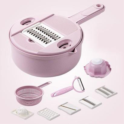 Multi-functional kitchen chopping machine
