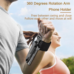 360 Degree Rotation Arm Phone Holder