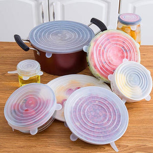 Magical Food Fresh Cover (6pcs)