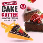 Adjustable Cake Cutter (BLACK FRIDAY Promotion Discount)