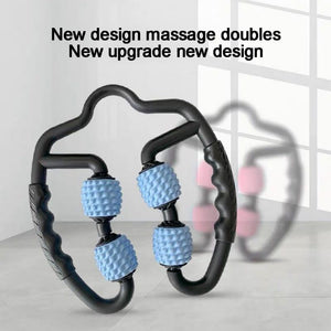 Yoga Muscle Relaxer Stovepipe Massage Roller