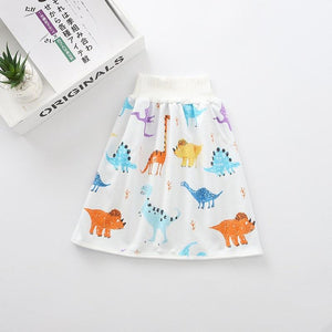 Comfy Children's Adult Diaper Skirt Shorts 2 in 1