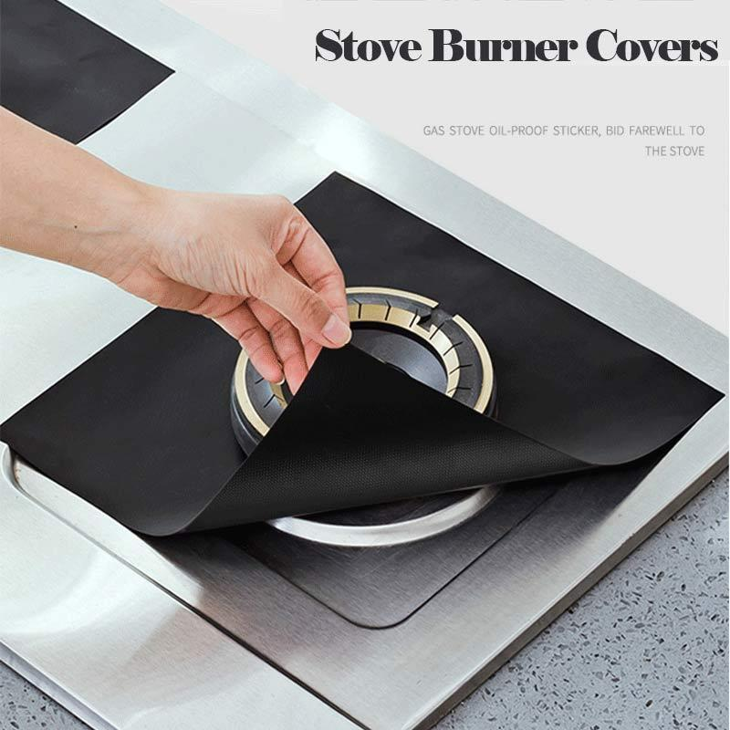 Stove Burner Covers (BLACK FRIDAY Promotion Discount)