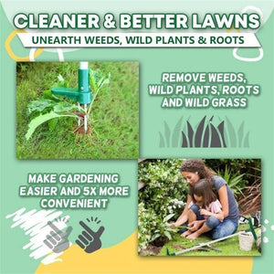 Standing Plant Root Remover ( BUY 2 FREE SHIPPING )