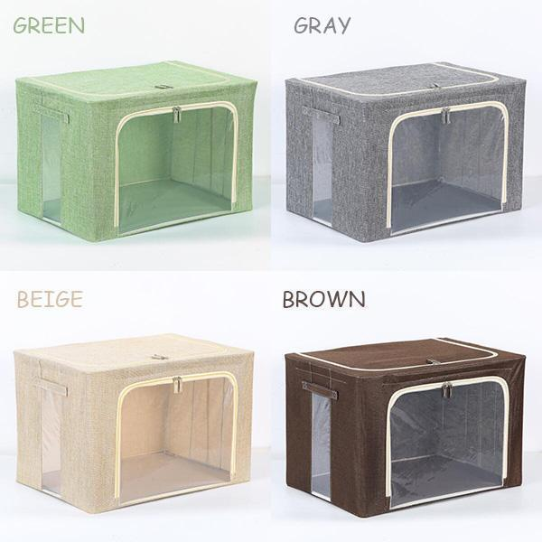 【Black Friday Promotion Discount Code Below】Cloth Art Folding Box