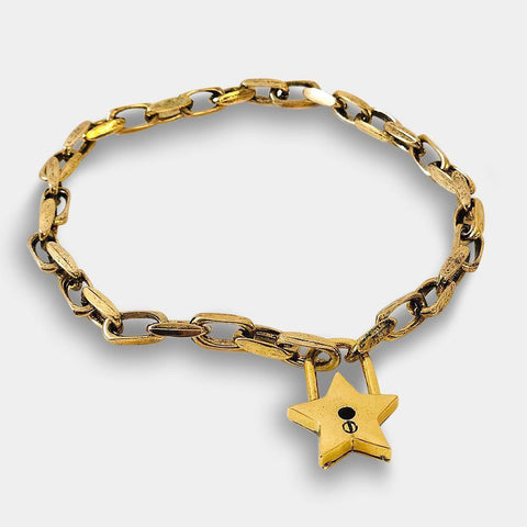 STAR Lock Necklace