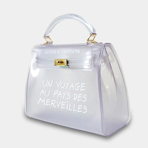 Sac En Bandouliere Thilde Clair Edition Limitee - Grand