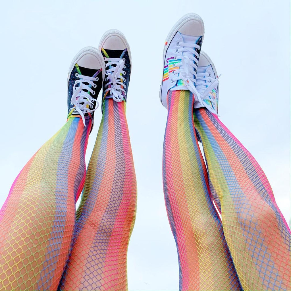 Tights - Fishnets - Broken Dreams
