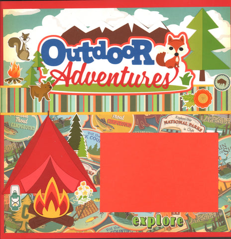 Outdoor Adventures 2019