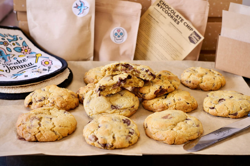 New York Choc Chip Cookie Recipe