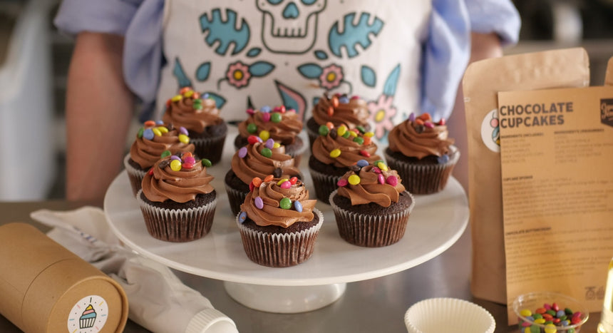 Bake at Home Cupcake Kits
