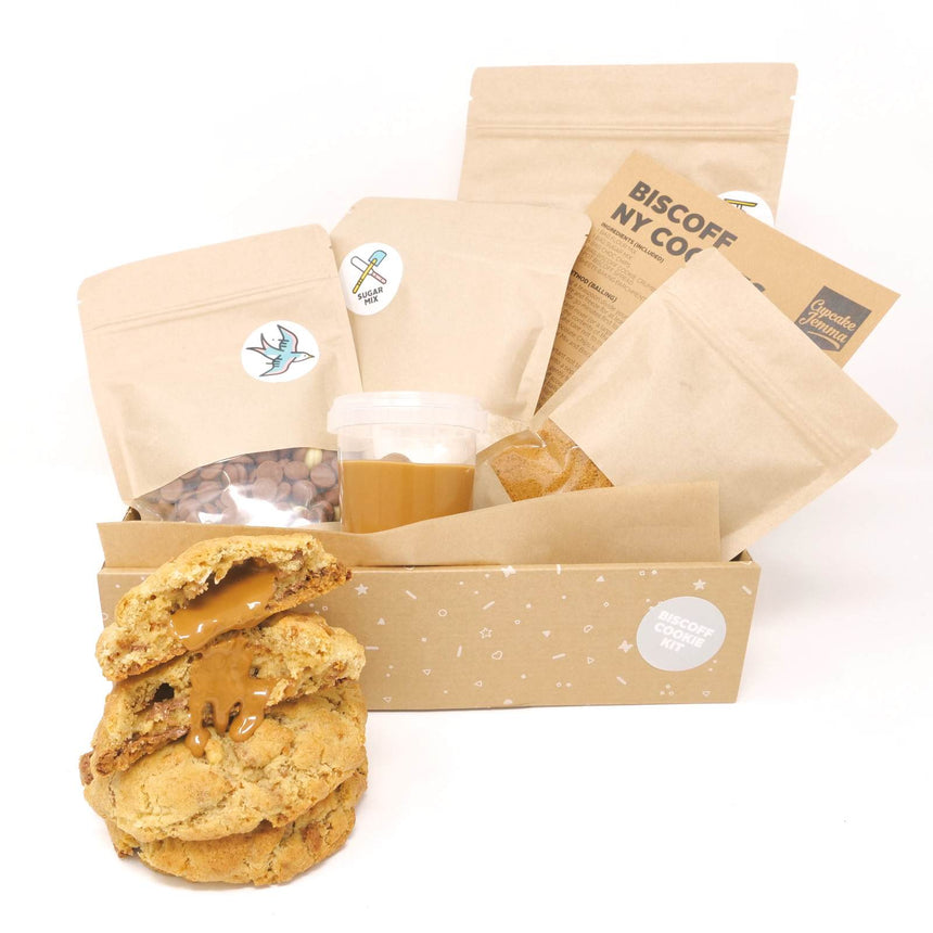 Birthday Cake New York Cookie Kit