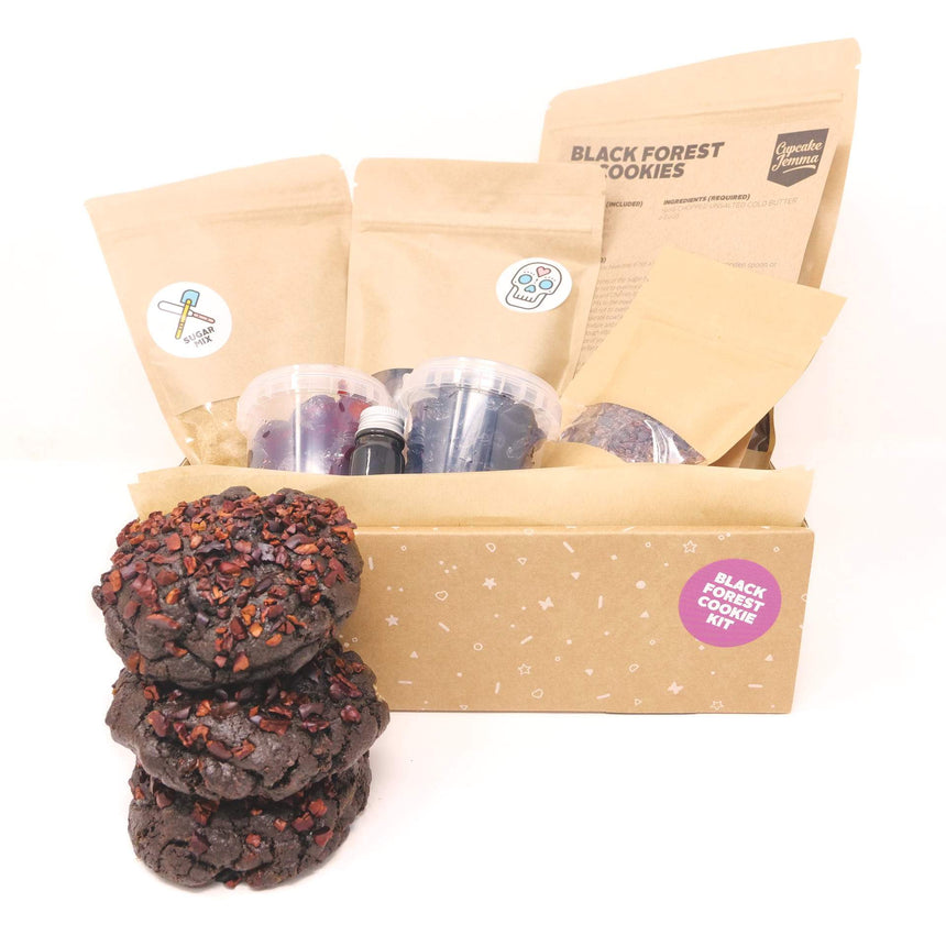 Cupcake Jemma Black Forest New York Cookie Kit