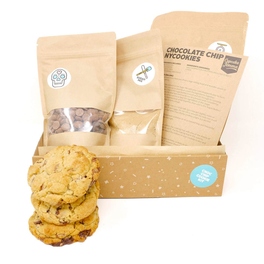 Choc Chip New York Cookie Kit