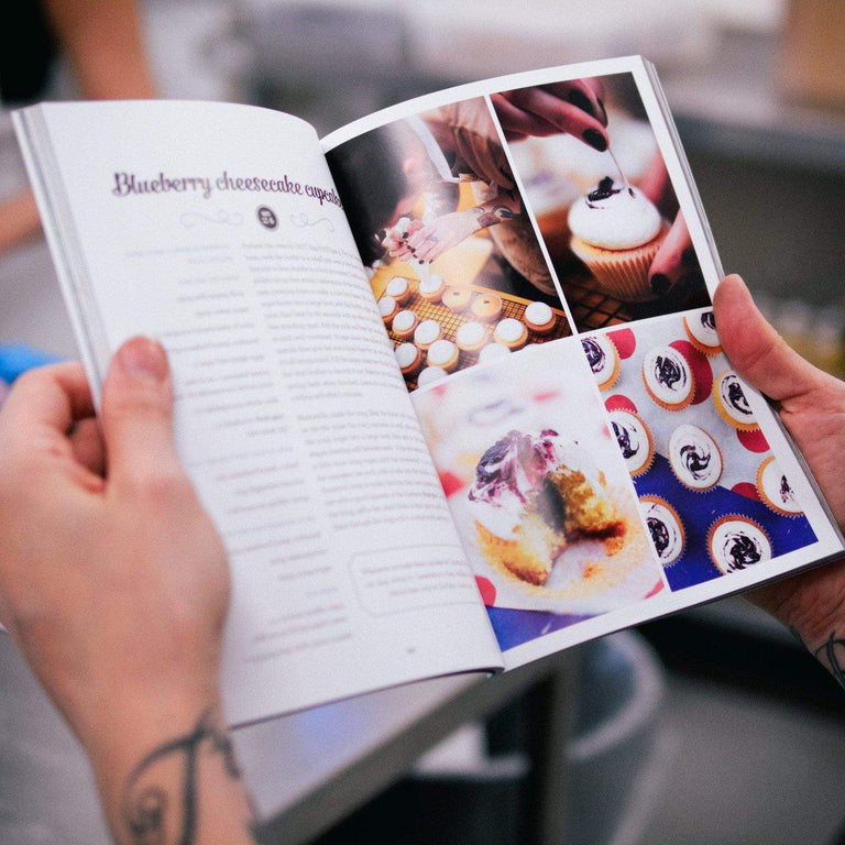 Cupcake Jemma The Cake Book