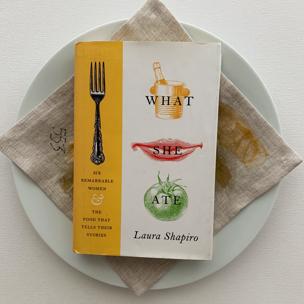 What She Ate /by Laura Shapiro