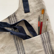 Cafe Apron Charcoal