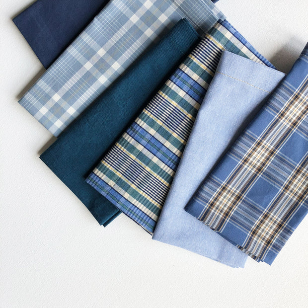 Lunch with a Shirt/Set of 6