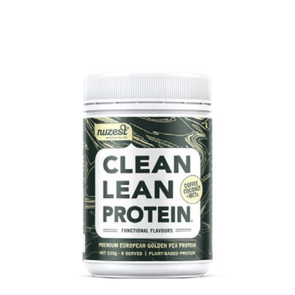 Nuzest: Clean Lean Protein Functional - Coffee, Coconut & MCTs