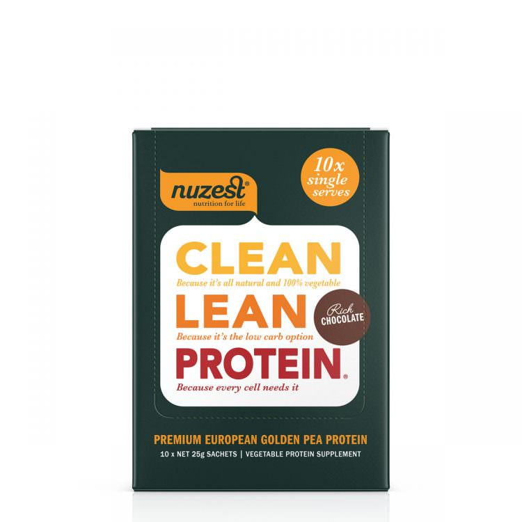 Nuzest: Clean Lean Protein - Rich Chocolate